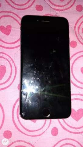 iPhone 6 de 64 GB para repuesto mejor oferta se lo lleva