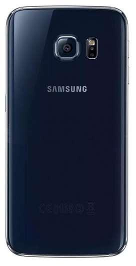 Samsung Galaxy S6 Edge 64 GB COLOR AZUL excelente estado