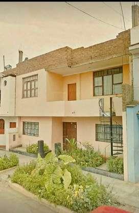 Ocasión  vendo casa de dos pisos Urb Libertad - Trujillo