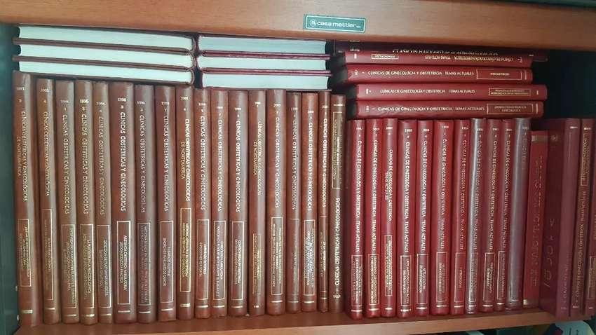 Se venden libros de derecho y medicina general, ginecólogia, obstetricia 0