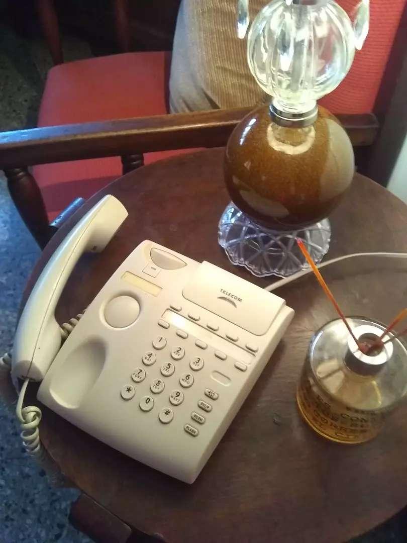 Aparato de teléfono fijo 0