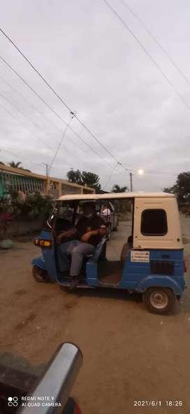 Chófer de mototaxi