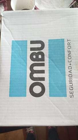 Botines ombu
