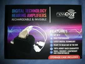 Audio Amplificador NEW EAR Negociable