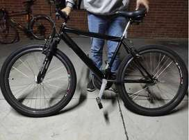 Bicicleta Mtb Rin 26 Usada En Buen Estado, Llantas Nuevas