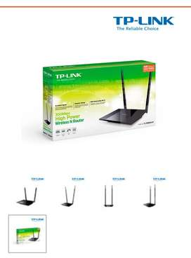 Router TP-LINK Inalambrico 2 Antenas wifi