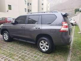 Toyota Land Crusier Prado 2015 / Uso Gerencial Full Equipo