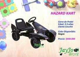 Carro de Pedal para Niños