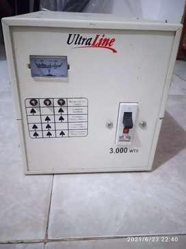 Regulador ULTRA LINE vendo o cambio por TV de mismo valor o menor escucho ofertas