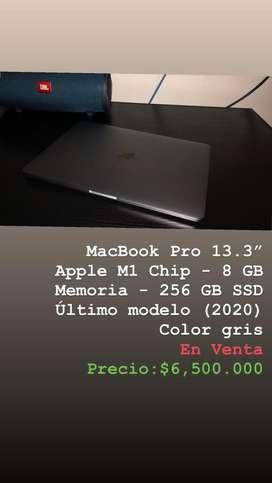 """Macbook Pro M1 13"""" 256 Gb"""
