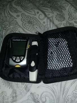 Sistema de monitoreo de glucosa oferta