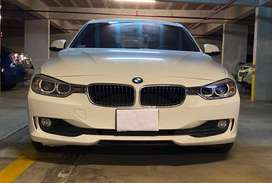 VENDO IMPECABLE BMW 316i  2013