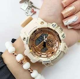 Reloj Gmax deportivo para damas