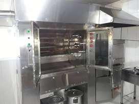 Sevende o se permuta infraestructura de asadero de pollos