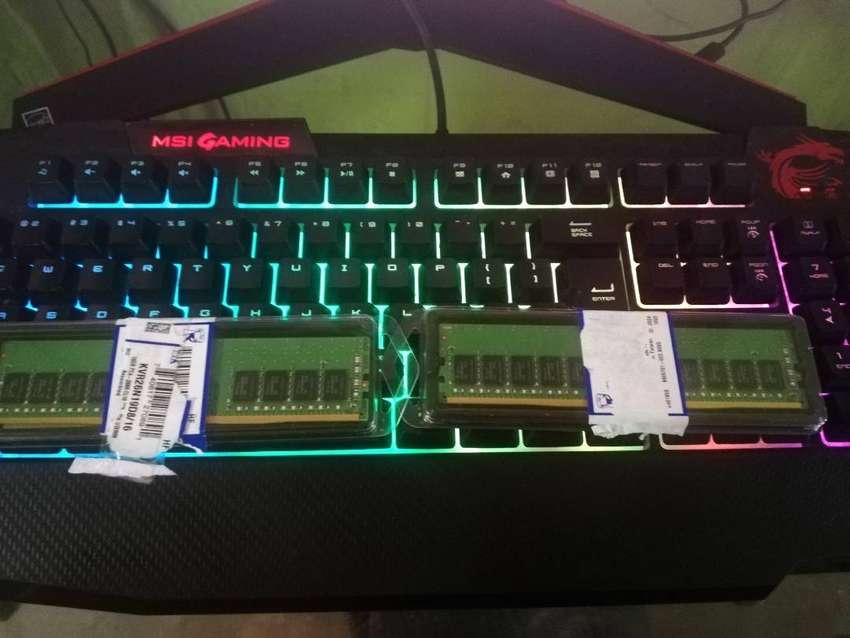 2X MEMORIA RAM DDR4-2400MHz 8 GB HYNEX HMA81GU7AFR8N-UH 0
