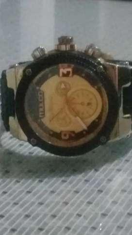 Vendo reloj mulcol trébol original