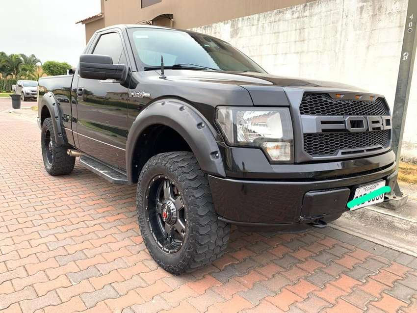 Ford F150 4X4 0