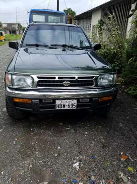 Vendo nissan pafinther año 97