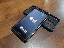 LG K8 IMPECABLE ESTADO C/LECTOR DE HUELLA