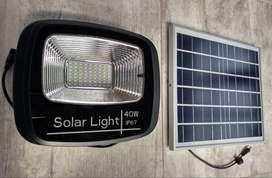 Reflector Solar 40W Ultima Generación
