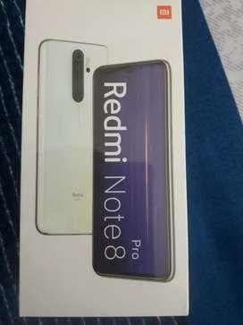 Vendo Xiaomi Redmi Note 8 PRO, 64 gb, 6 gb