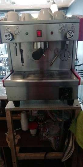 maquina capuchinera