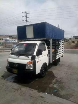 HYUNDAI H100 TURBO BARANDA segunda mano  Perú