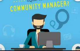 Vacante de trabajo para Comunity Manager
