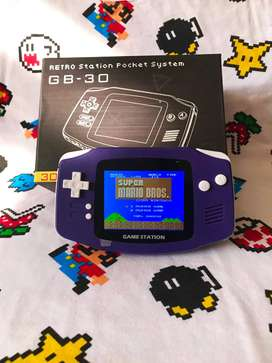 Consola Portátil Retro Station Pocket - 300 videojuegos