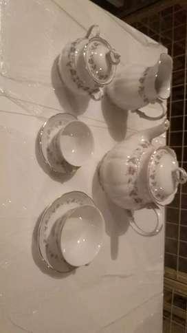Juego completo Porcelana Verbano