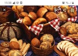 Busco trabajo panadero