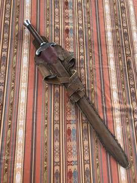 Espada Vikinga Siglo 8 D.C. Fabricada por el Armero Jaime Ferrer