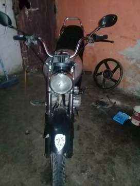 Vendo moto mondial