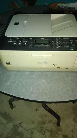 Venta de una impresora