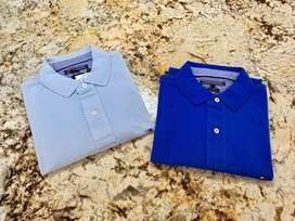Conjunto 2 camisetas tipo Polo TH