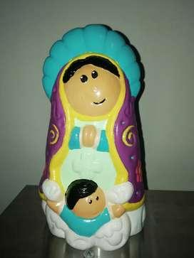 Venta Alcancía Virgen Guadalupe
