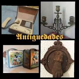 Venta de lindas antigüedades