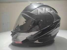 Pareja cascos certificados Nexx y LS2 - Negociables