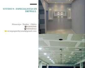 Estudio 9 - Especialista en drywall