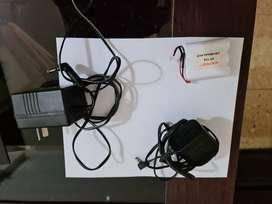 Cargadores de teléfonos inalambricos y bateria