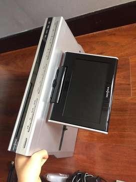TV A color LCD para cocina