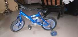 Bicicleta para pequeños