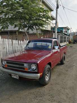 Ford Courier del 81