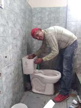 Maestro Gasfitero Pintor ABEL