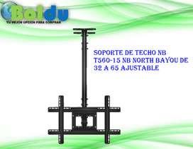 Soporte de Techo Nb T560-15 Nb North Bayou de 32 A 65 Ajustable
