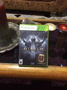 Juego, Diablo lll ultimate devil edition