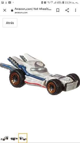 Autito importado:  Hot Wheels Guerra De Las Galaxias enfys Nido