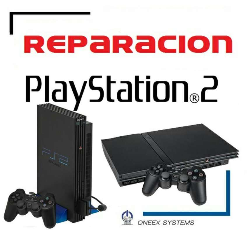 Reparacion de Playstation 2 0