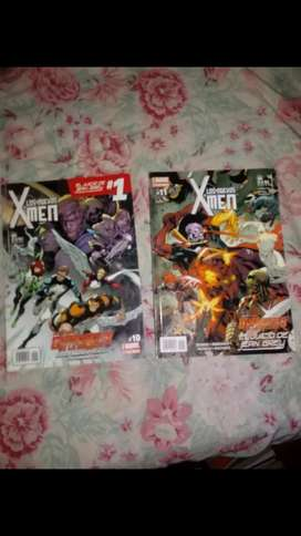 Cómics de X-Men