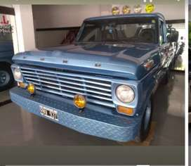FORD F100 IMPECABLE MOD 64